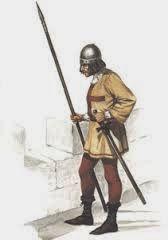 15.) Isabel hizo la Santa Hermandad para proteger la gente contra la nobleza.