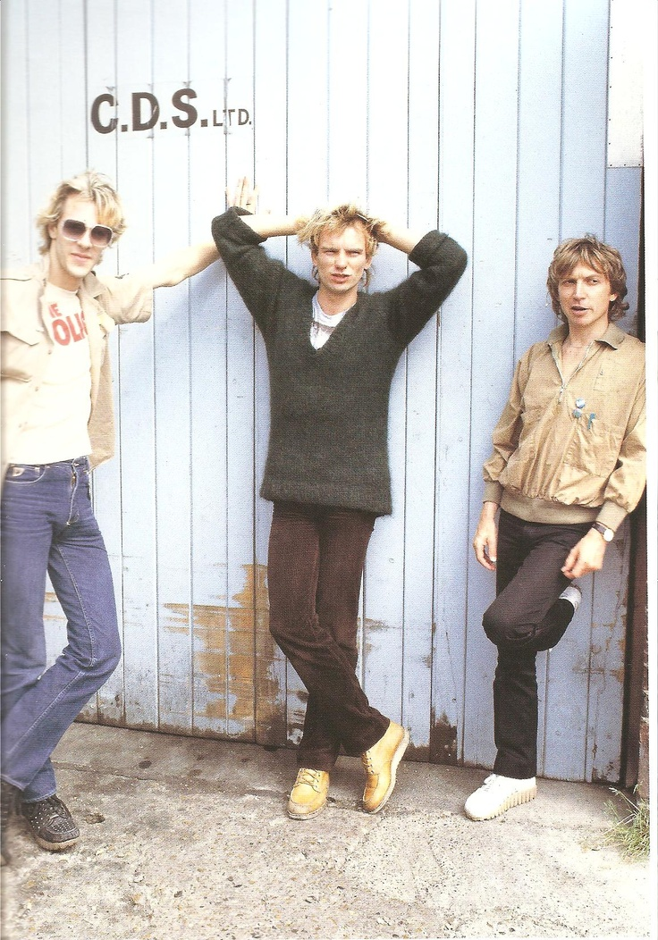 The Police (1979/80)
