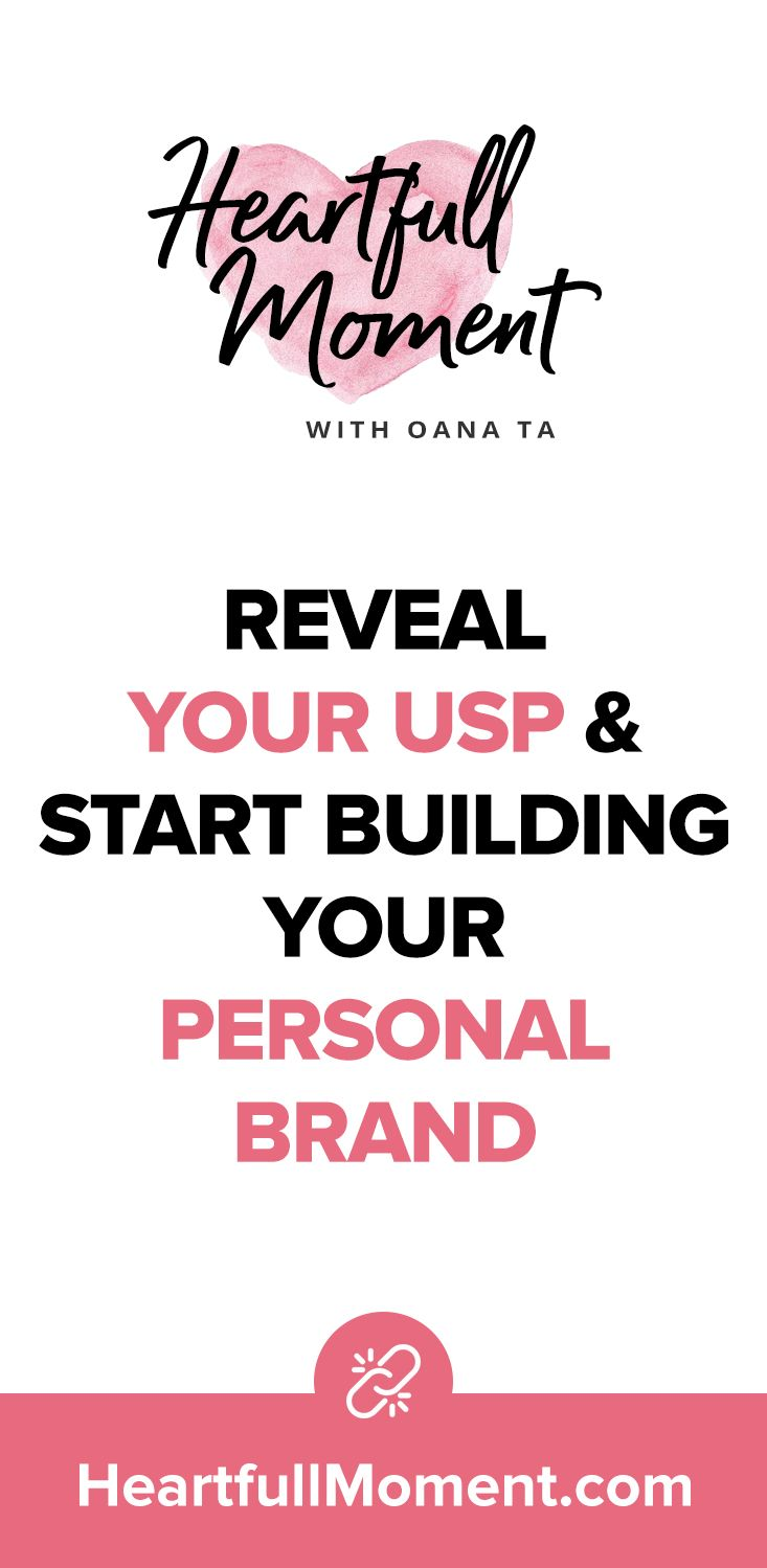 Reveal Your USP & Start Building Your Personal Brand   Join The HeartFull Community and get access to my treasure chest of free resources for online heartpreneurs  CLICK HERE TO SIGN UP! https://heartfullmoment.com