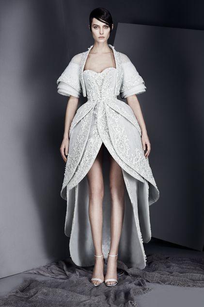 Ashi Studio Couture Spring Summer 2017 Paris