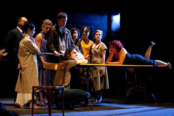 """""""La discesa di Orfeo"""" di Elio De #Capitani/Teatro dell'Elfo. #Teatro Storchi, #Modena, dal 10 al 13 aprile 2014"""