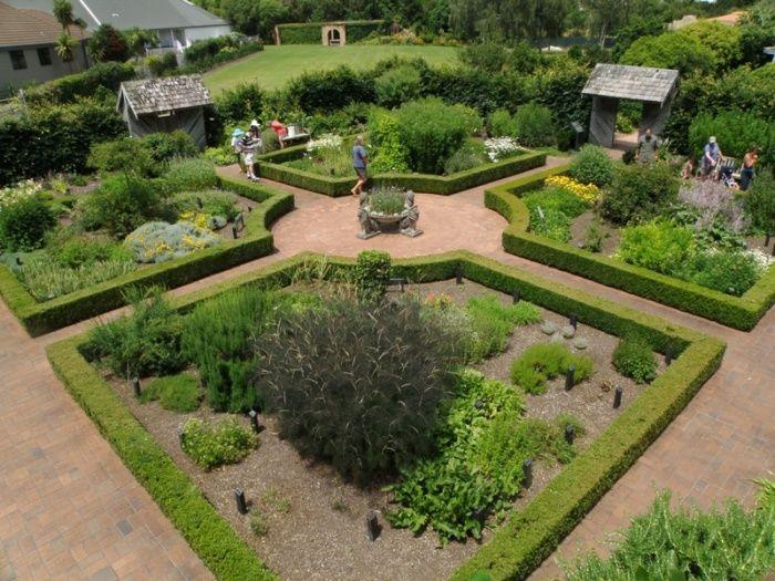 Herb Garden – Hamilton Gardens
