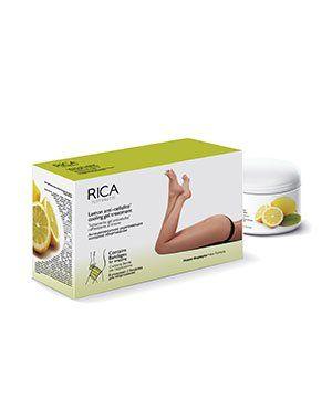 Антицеллюлитное обертывание для похудения RICA с холодным эффектом 2