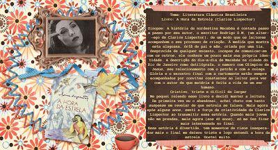 """Scraplivros: Leitura Mágica 2015 - """"Temas 3 e 4"""""""