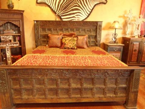rustic bedroom furniture door bed reproduction furniture jodhpur