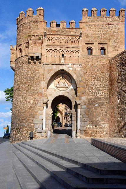 Puerta del Sol...Toledo