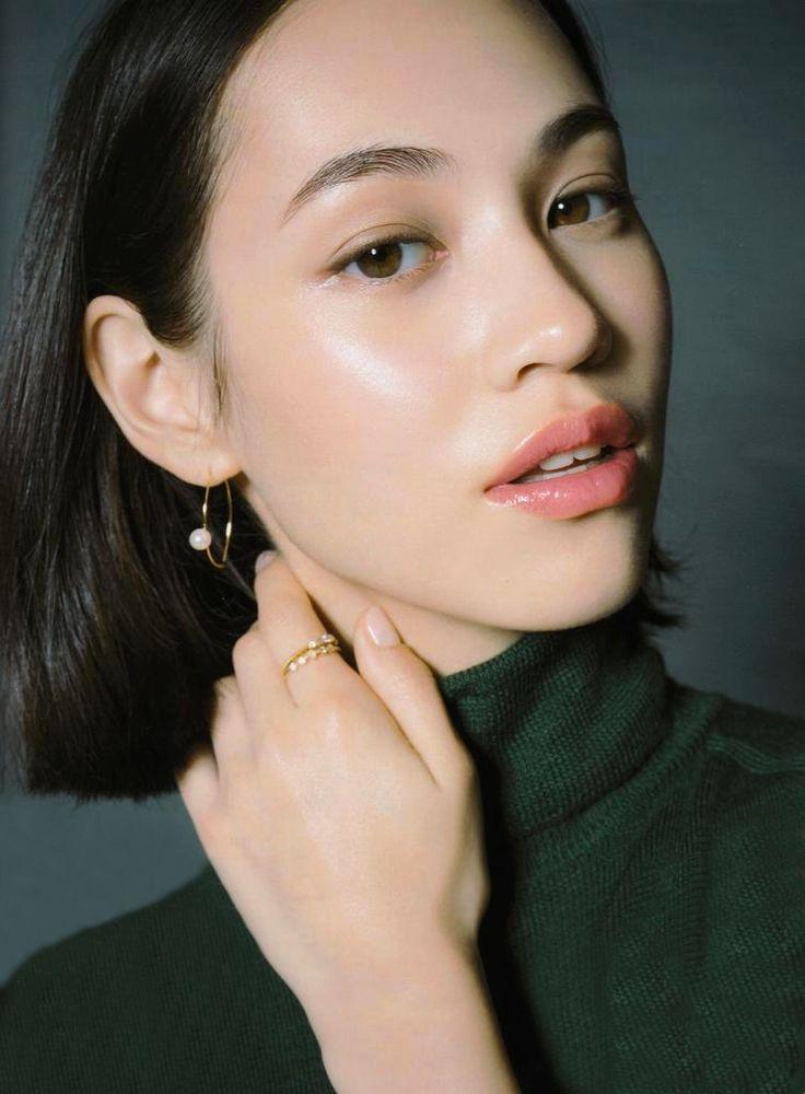 Kiko Mizuhara - beauty inspiration for GLOWLIKEAMOFO.com