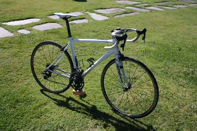 Principales tipos de bicicleta: Bicicleta de carretera