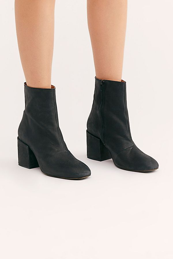4eddcf018ae Nicola Heel Boot in 2019 | Shoes! | Boots, Heeled boots, Suede ankle ...