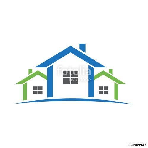 Real Estate Logo - Logo Stock Images
