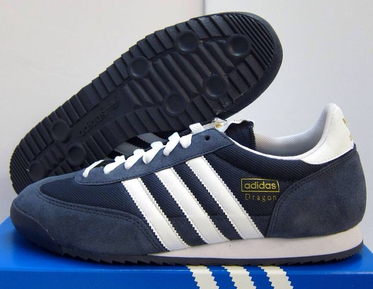 adidas dragon bleu navy