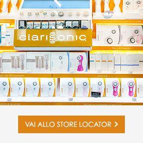 Clarisonic è l'innovativo sistema per la pulizia della pelle di viso e corpo a tecnologia sonica: prova le spazzole Clarisonic per una pelle perfetta.
