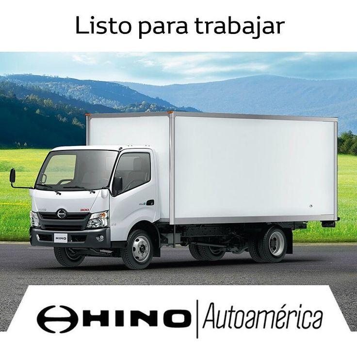 #HinoDutro Max, un camión ideal para el trabajo. En #Autoamérica te asesoramos para que encuentres la carrocería acorde a tus necesidades y puedas cargar hasta 6 toneladas. Te esperamos en nuestra sede #Hino Caribe.