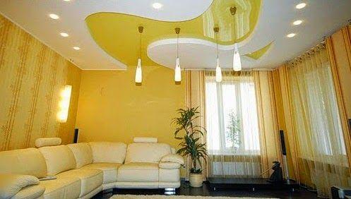 Ceiling design tense 2015