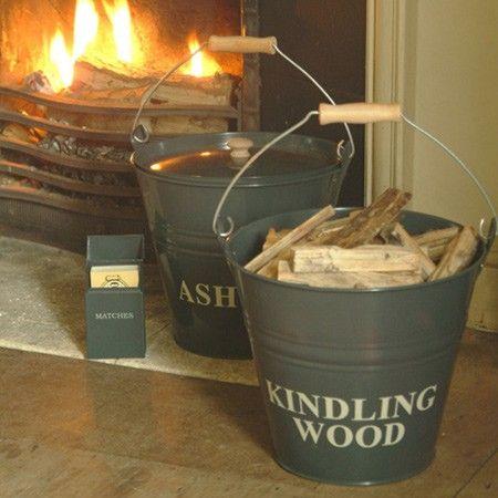Firewood Storage. See More. Metal Kindling Bucket