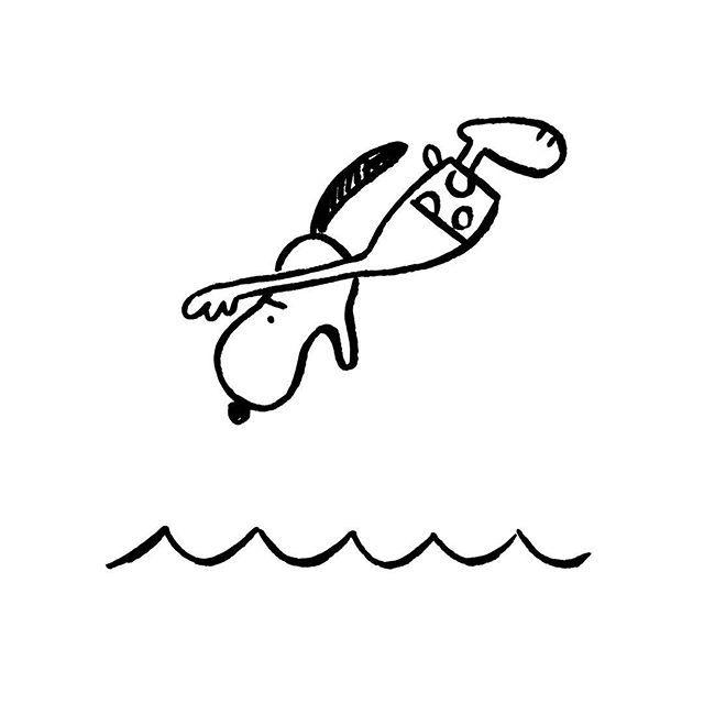 Snoopy. #snoopy #dive #yunagaba #kaerusensei #長場雄