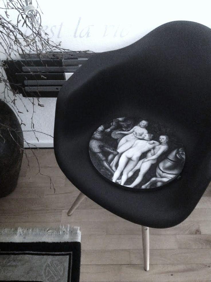 SIDDEHYNDE NO.6 - PRINS PARIS' DOM - Ø36 - STATENS MUSEUM FOR KUNST www.houseofbk.com