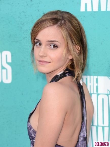 Emma Watson 2012 MTV Movie Awards