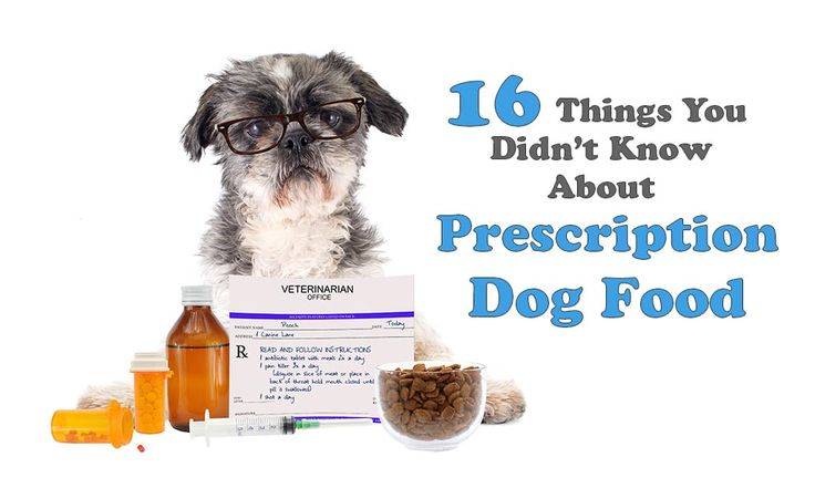 It might surprise you to know that most veterinarians don't have specific training in pet nutrition. So why are they recommending prescription dog food.