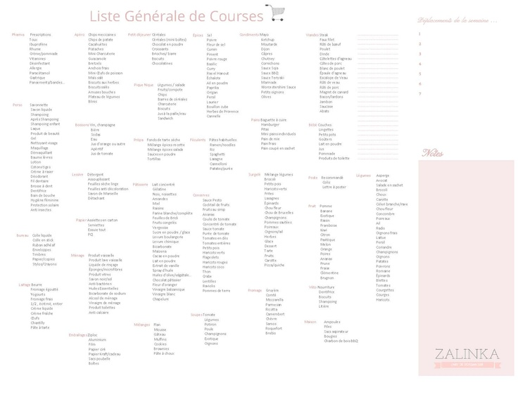 Best 25 liste de courses ideas on pinterest astuces course plans de cours - Ma liste de courses net ...