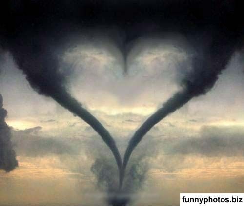 Tornados: Heart Tornados, Twister, Heart Shape, Valentines Day, Cloud, Pictures, Storms, Photo, Mothers Natural
