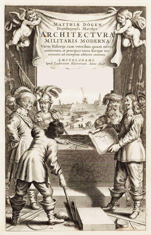 ARCHITECTURA MILITARIS MODERNA, 1647