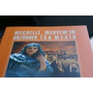 Magdalena Movie Turkish Version Book to help ladies understand better the movie - Mecdelli Meryem'in Sozunden Isa Mesih  $19.99