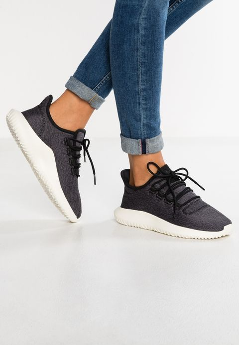 watch 0dedb 7d8cb adidas Originals TUBULAR SHADOW - Sneakers - core blackoffwhite -  Zalando.se