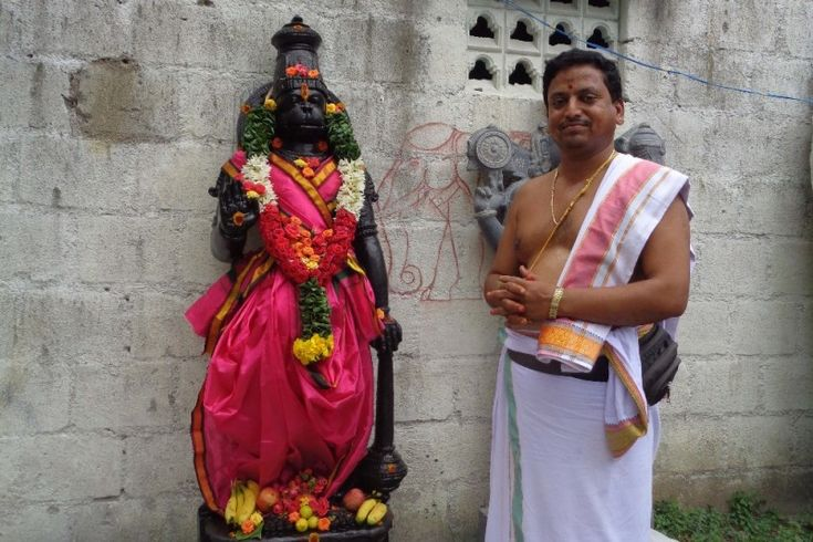 Commissioned 6 ft Hanuman Statue by Paul Aryeh - GoFundMe