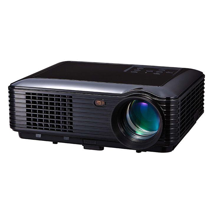 SV-226 Completo HD 1080P LED Video Proyector Cine en casa Cinema SD TV / USB / VGA / PC