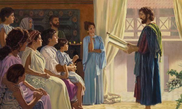 O Apostolo Paulo escreveu cartas que deram alertas oportunas aos Cristaos