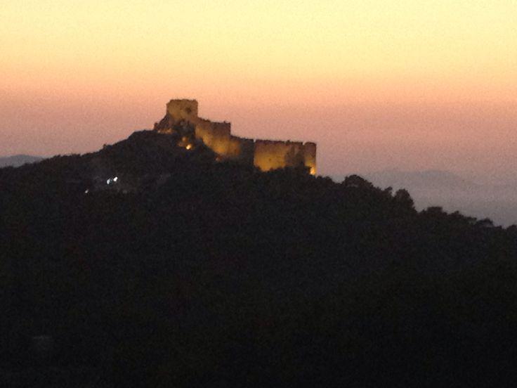 Kretinia castle