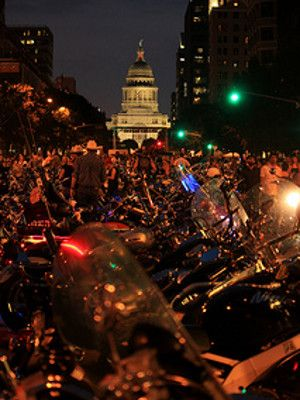 Bikers Set to Party During 19th Annual ROT Rally - This Thursday (6/13) through Sunday (6/16) the Republic of Texas (ROT) Biker Rally is taking place.