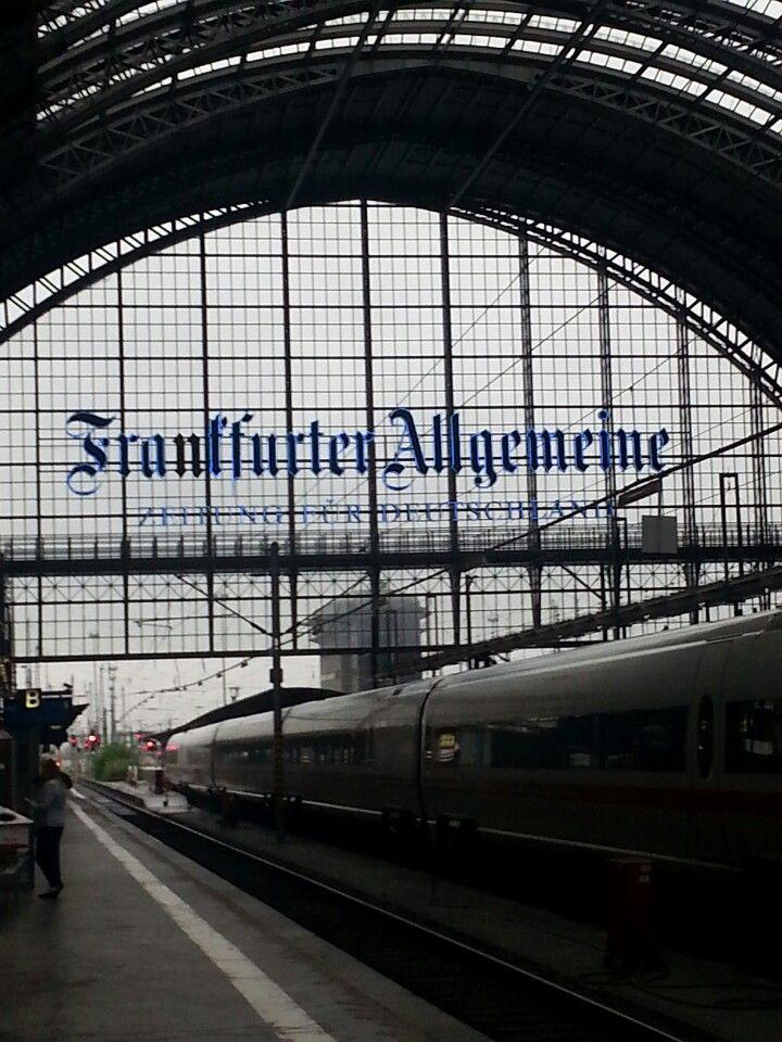 Enkelt haunts frankfurt