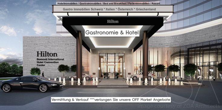 Gastronomie & Hotel Immobilien verkauf