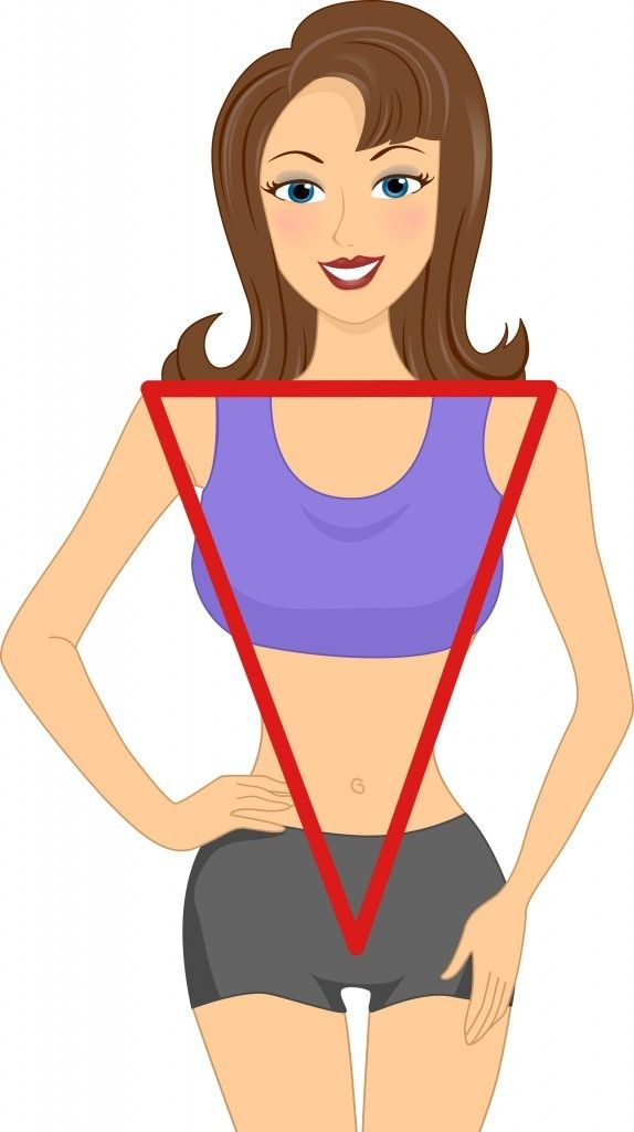 5 Tips for Dressing Your Inverted Triangle Shape