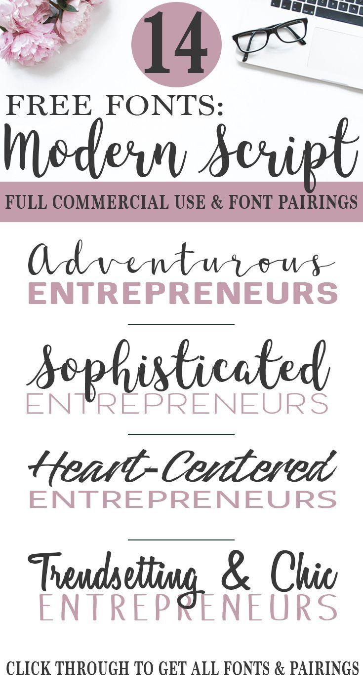 Best 25 Font Pairings Ideas On Pinterest