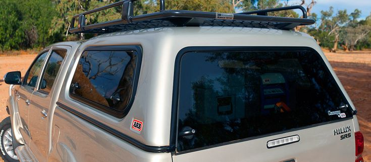 ARB 4×4 Accessories | Canopies - ARB 4x4 Accessories