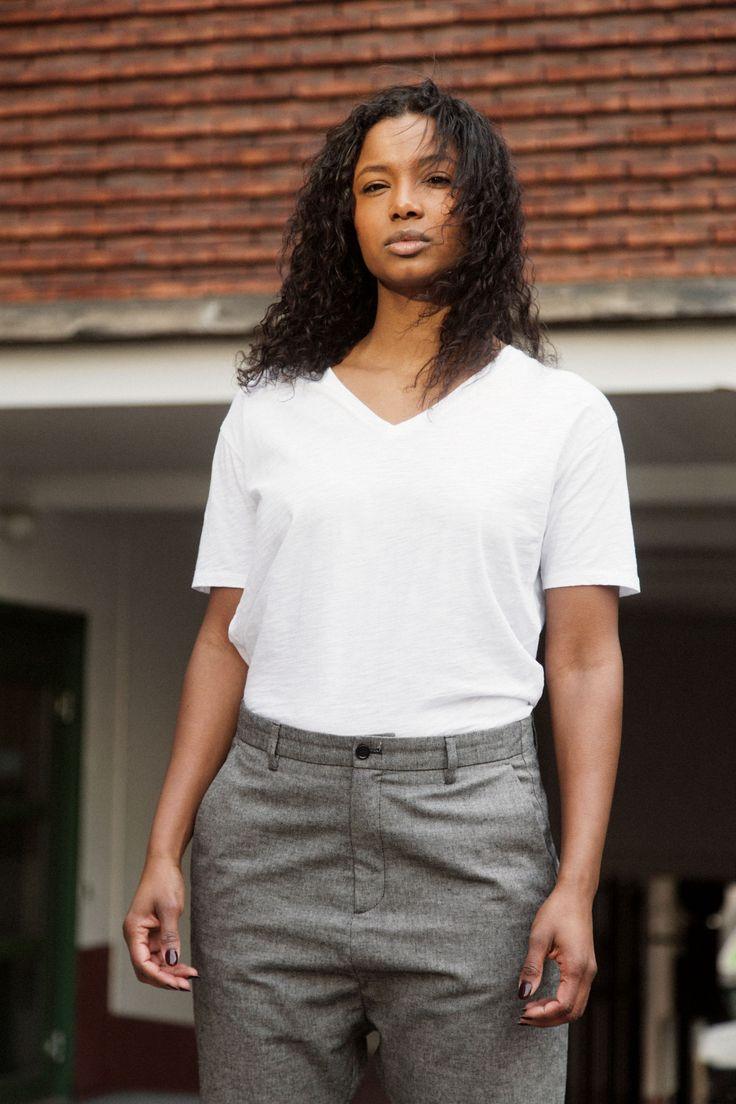 Was Trouser - Black Melange #HopeStockholm http://hope-sthlm.com/was-trouser-black-mel