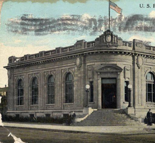 U.S. Post Office, East Liverpool, Ohio :: General