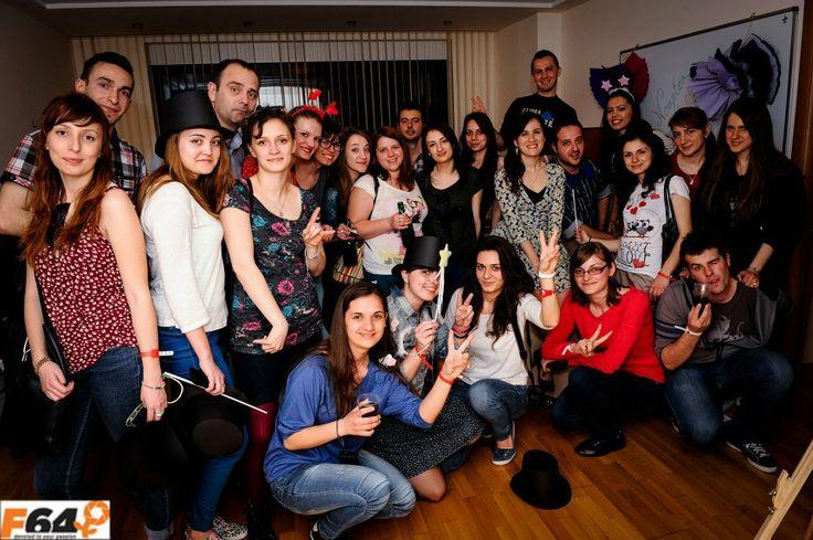 Chelgate@ Noaptea Agențiilor, 2013 www.facebook.com/Institute.ro