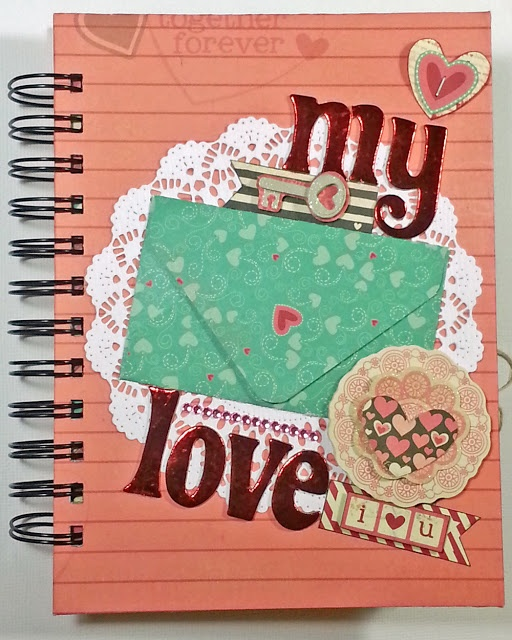 "New Mini Album: ""My Love"" Envelope Album"