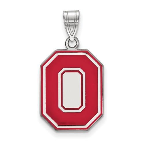 SS Ohio State University Large Enamel PendantPendant  sc 1 st  Pinterest & 215 best NCAA - Ohio State Buckeyes images on Pinterest | Ohio ... Aboutintivar.Com