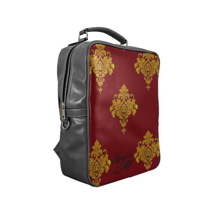 Royal Square Backpack