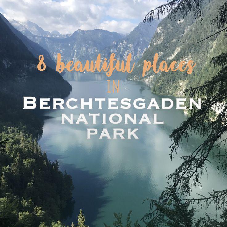 8 Beautiful Places in Berchtesgaden National Park