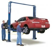 Auto service as a business