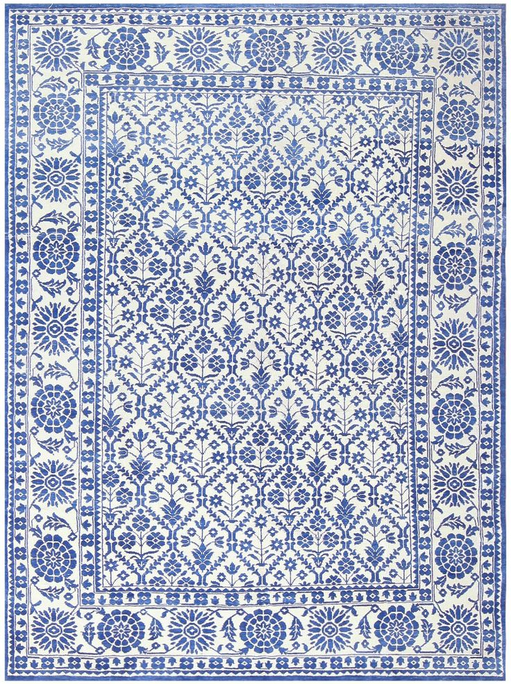 Best 25 blue rugs ideas on pinterest living room for Blue and white carpet