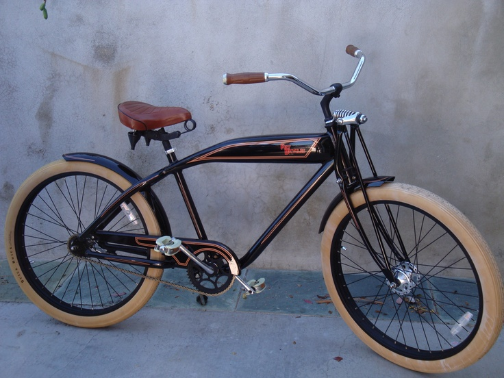 Hurley Bike