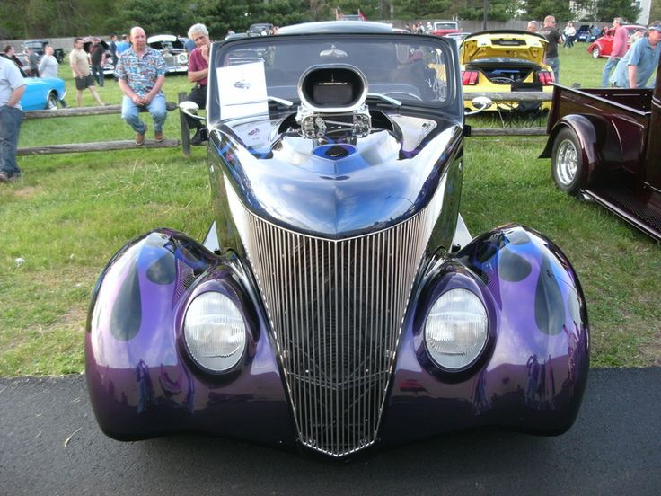 1936 Ford Cabriolet Custom for sale by Owner - Rockland MA | OldCarOnline.com & 118 best For Sale - all categories images on Pinterest | For sale ... markmcfarlin.com