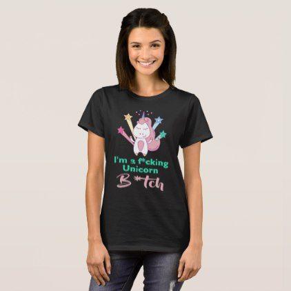 Unicorn T-Shirt Funny Unicorn Lover Gift Shirt - animal gift ideas animals and pets diy customize